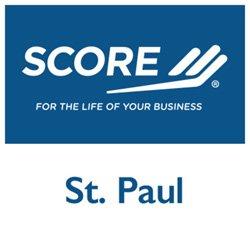 SCORE Mentors St. Paul Logo