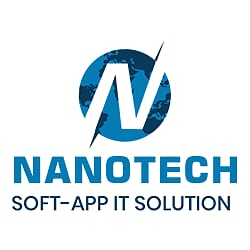 Nanotech Soft N App IT Solutions Logo