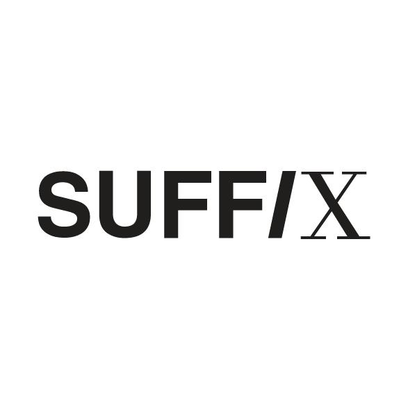 SUFFIX Logo