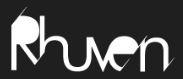 Rhuven Logo