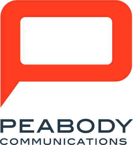 Peabody Communications Logo
