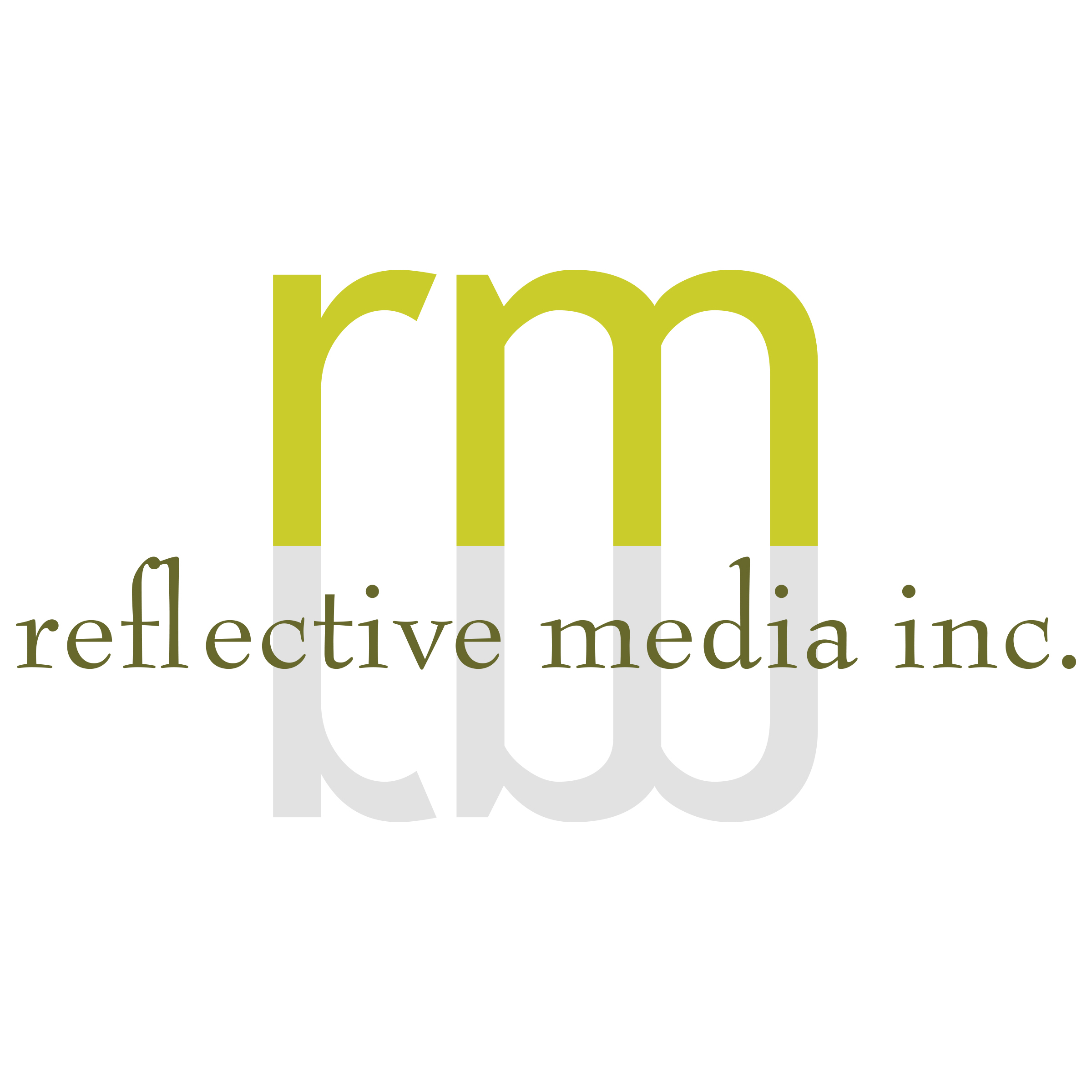 Reflective Media Inc. Logo