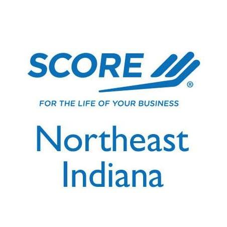 SCORE Northeast Indiana Logo