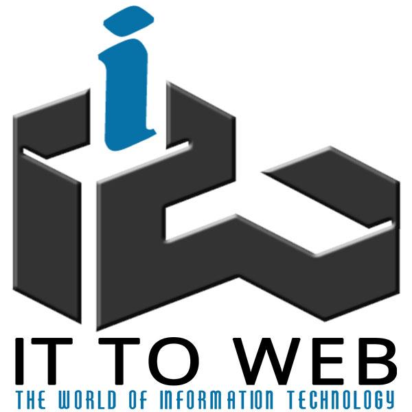 IT TO WEB Logo