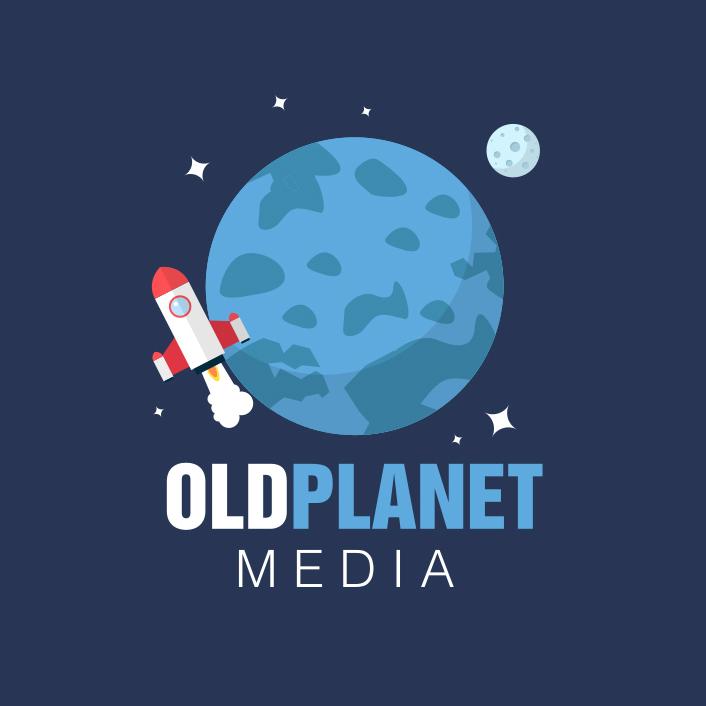 OldPlanet Media Logo
