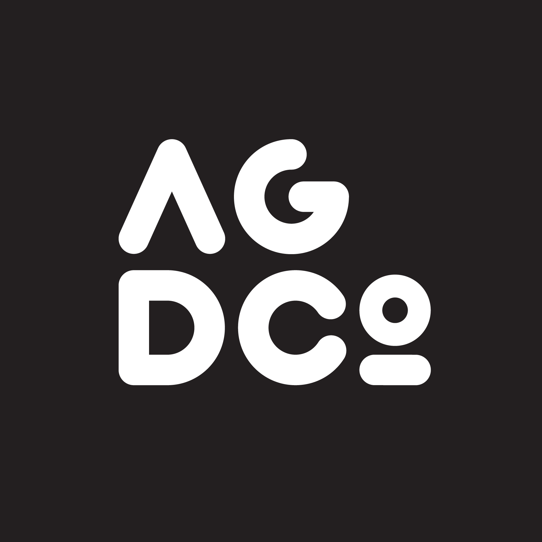 AG Design Co. Logo
