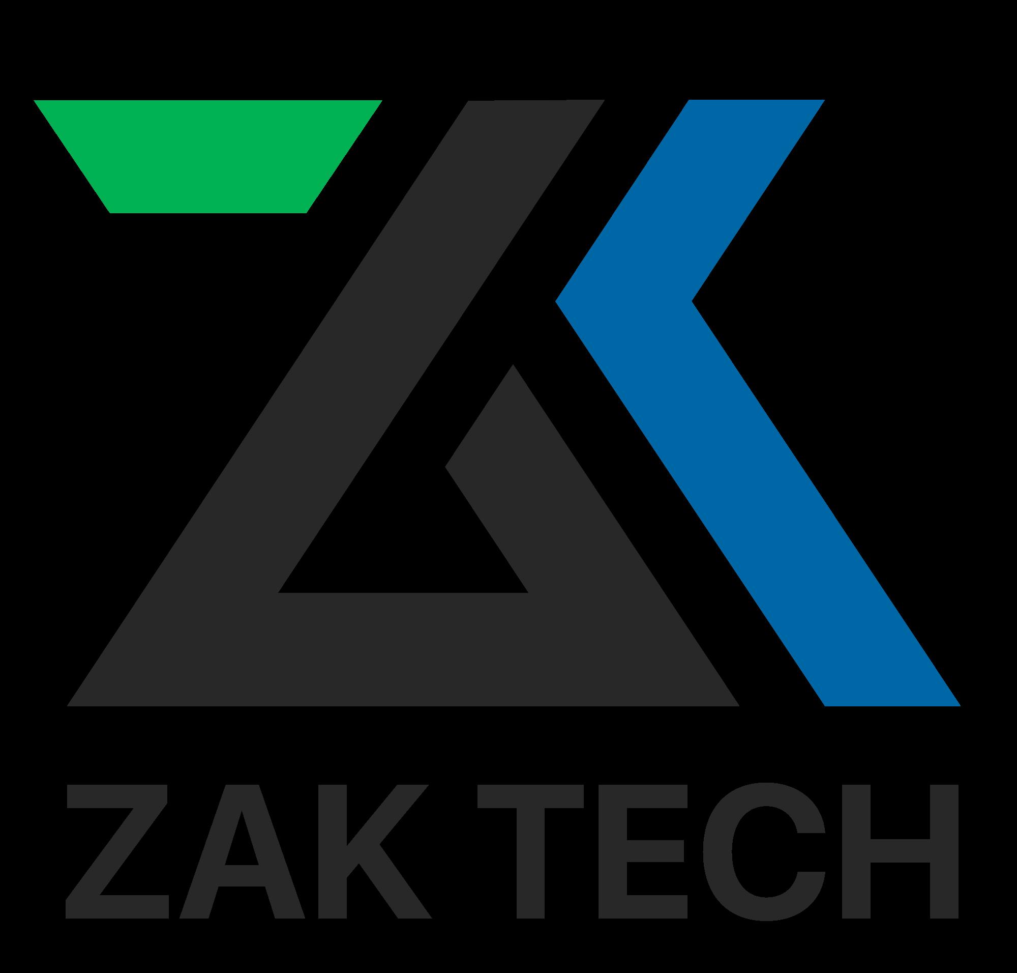 Zak Technology Services Logo