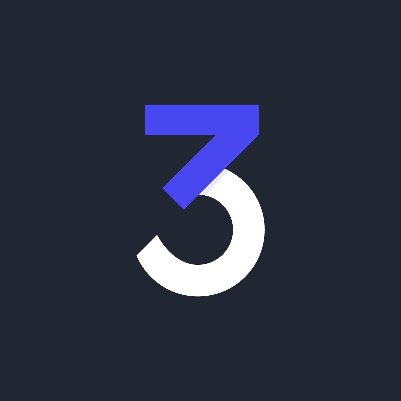 MD3 - Development, Outsourcing & Design Logo