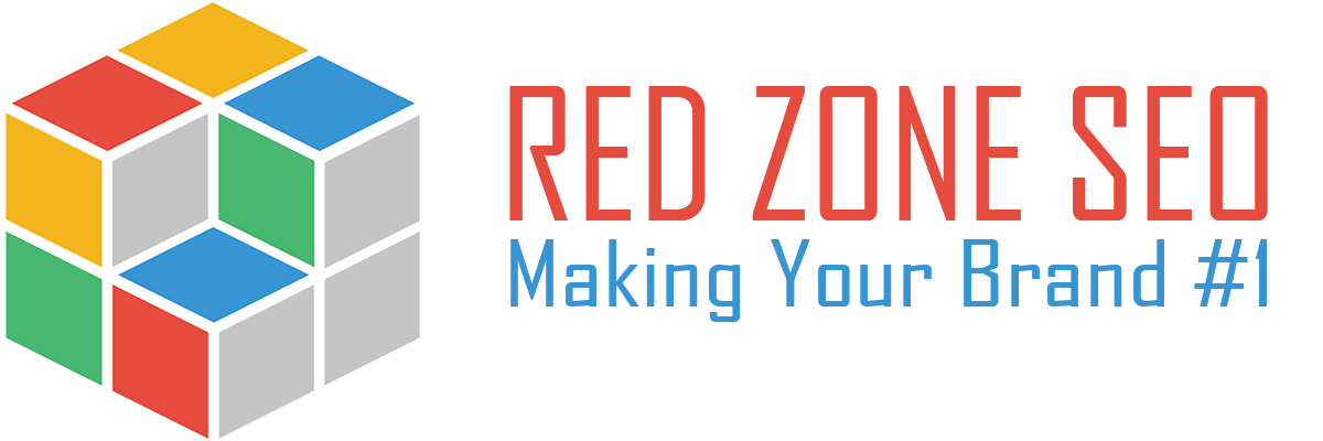 Red Zone SEO Logo