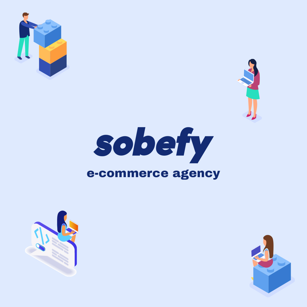 Sobefy E-Commerce Agency Logo
