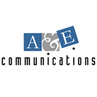 A & E Communications, Inc. Logo