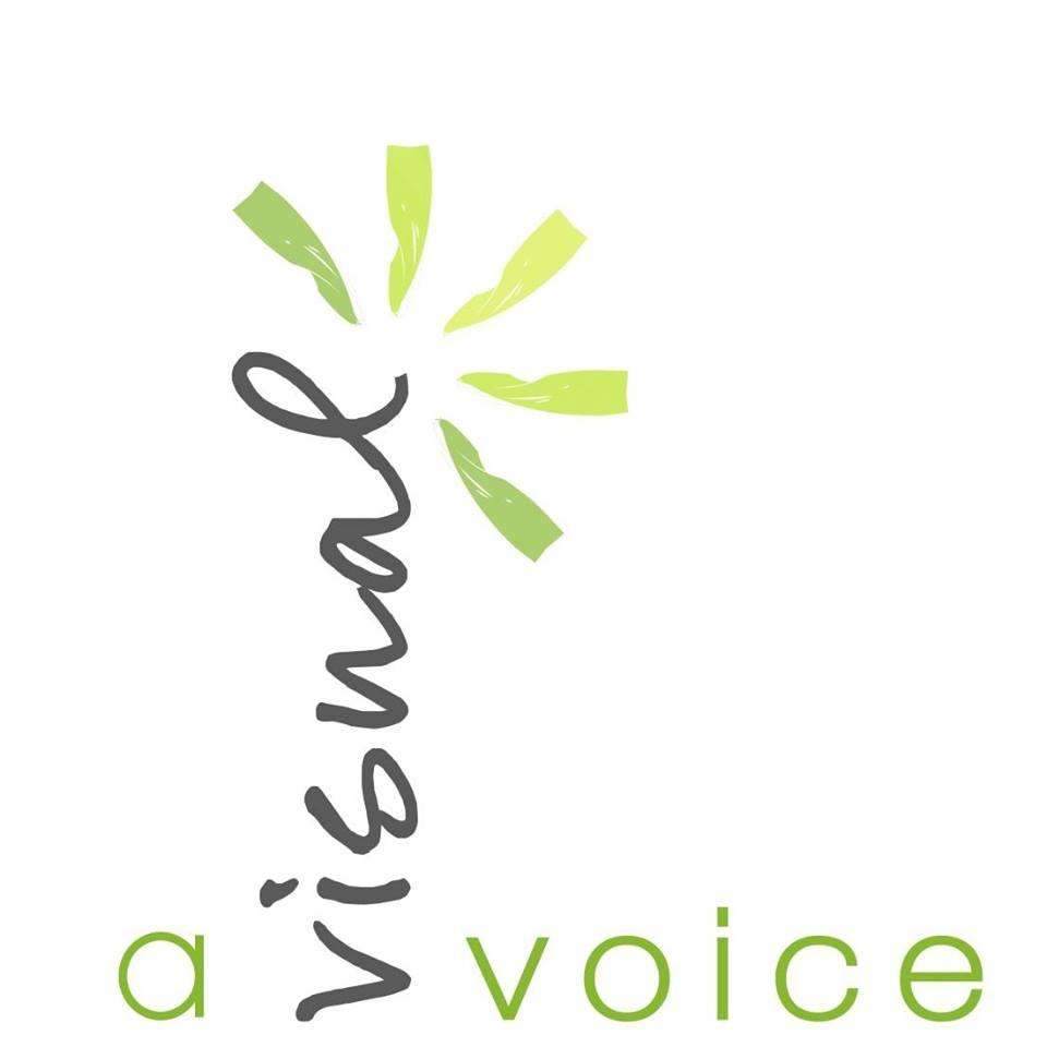 A Visual Voice, LLC logo