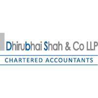 Dhirubhai Shah & Co LLP Logo