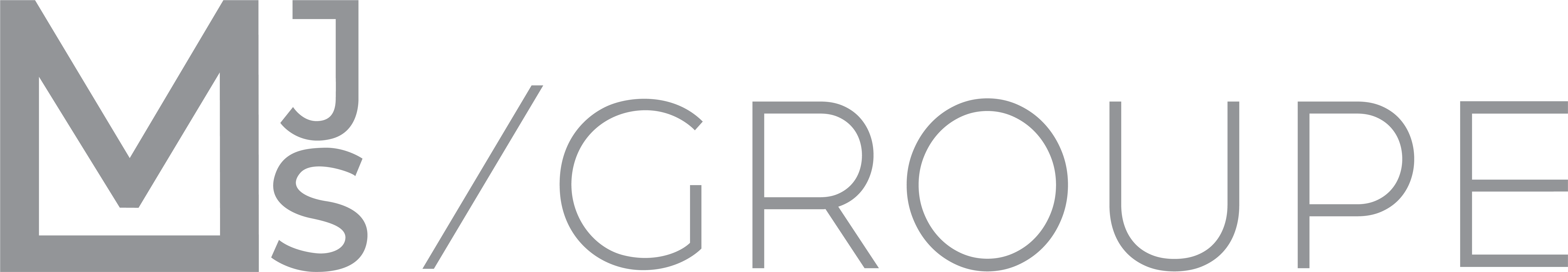 The MJS Groupe Logo
