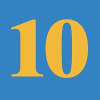 Neparno 10 Logo