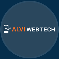 ALVI Web Tech Logo