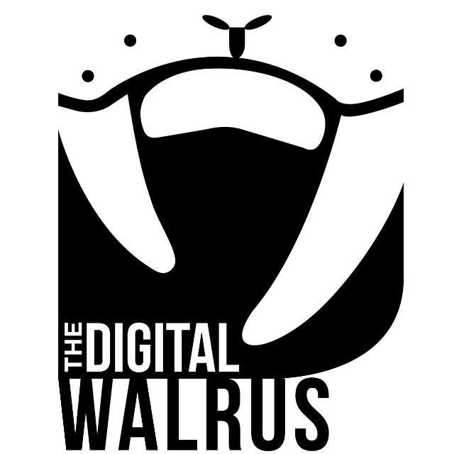 The Digital Walrus Logo