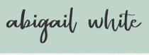 Abigail White Co. Logo