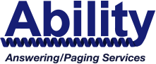 Ability Messaging Logo
