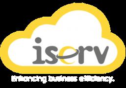 The Iserv Company Logo