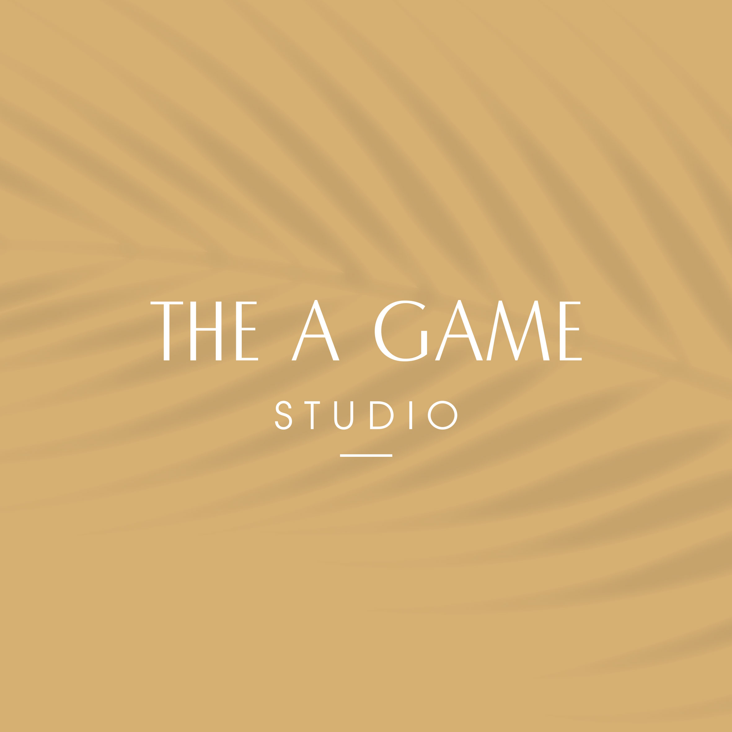 The A Game Studio Logo