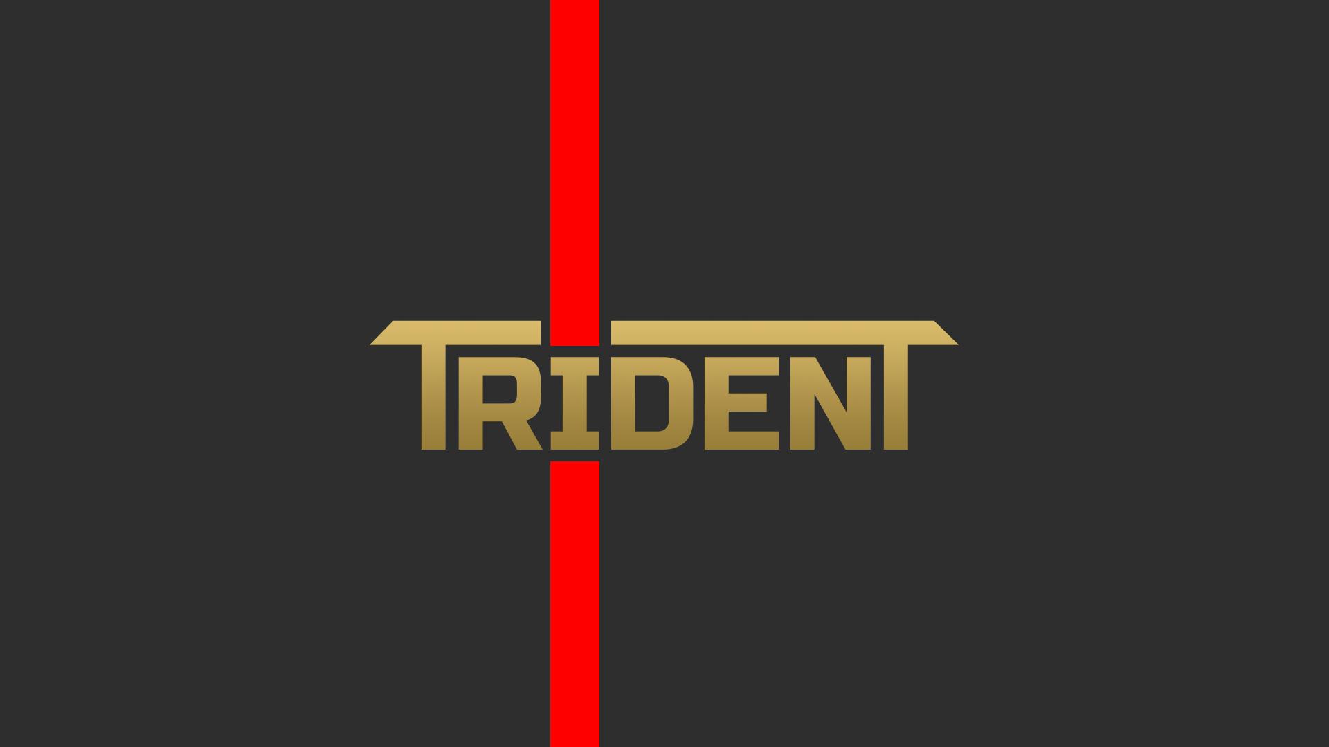 Trident - BIM Logo