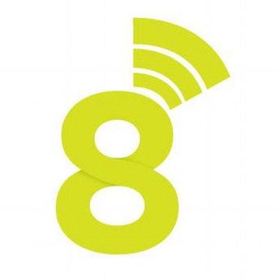 Acceler8 Media Logo