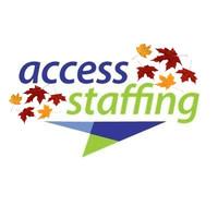 Access Staffing Logo