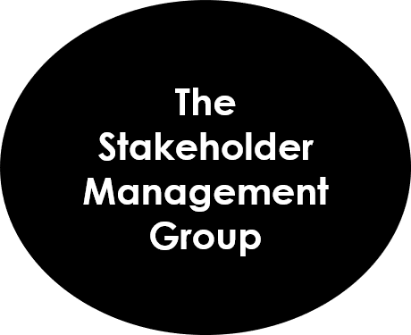The Stakeholder Management Group (SMG)'s logo