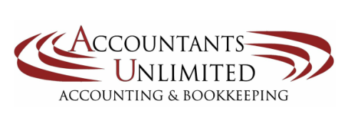 Accountants Unlimited Accounting Logo