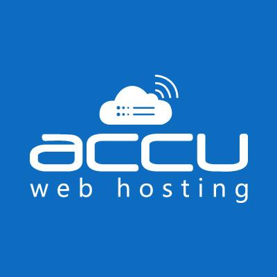 AccuWebHosting.com Logo