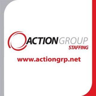 Action Group Staffing Logo