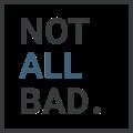 notallbad. Logo