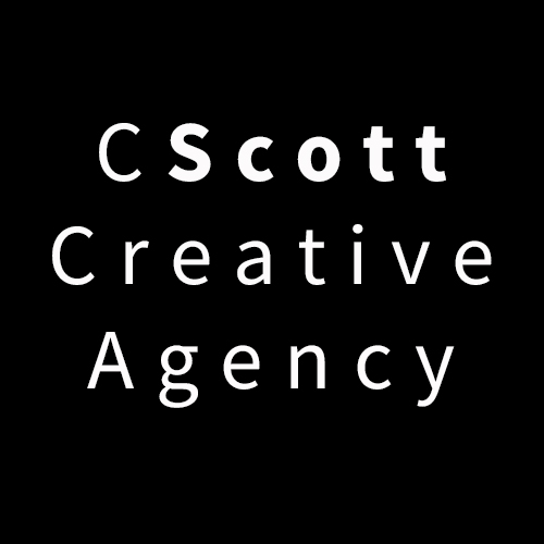 Christopher Scott Creative Agency Logo