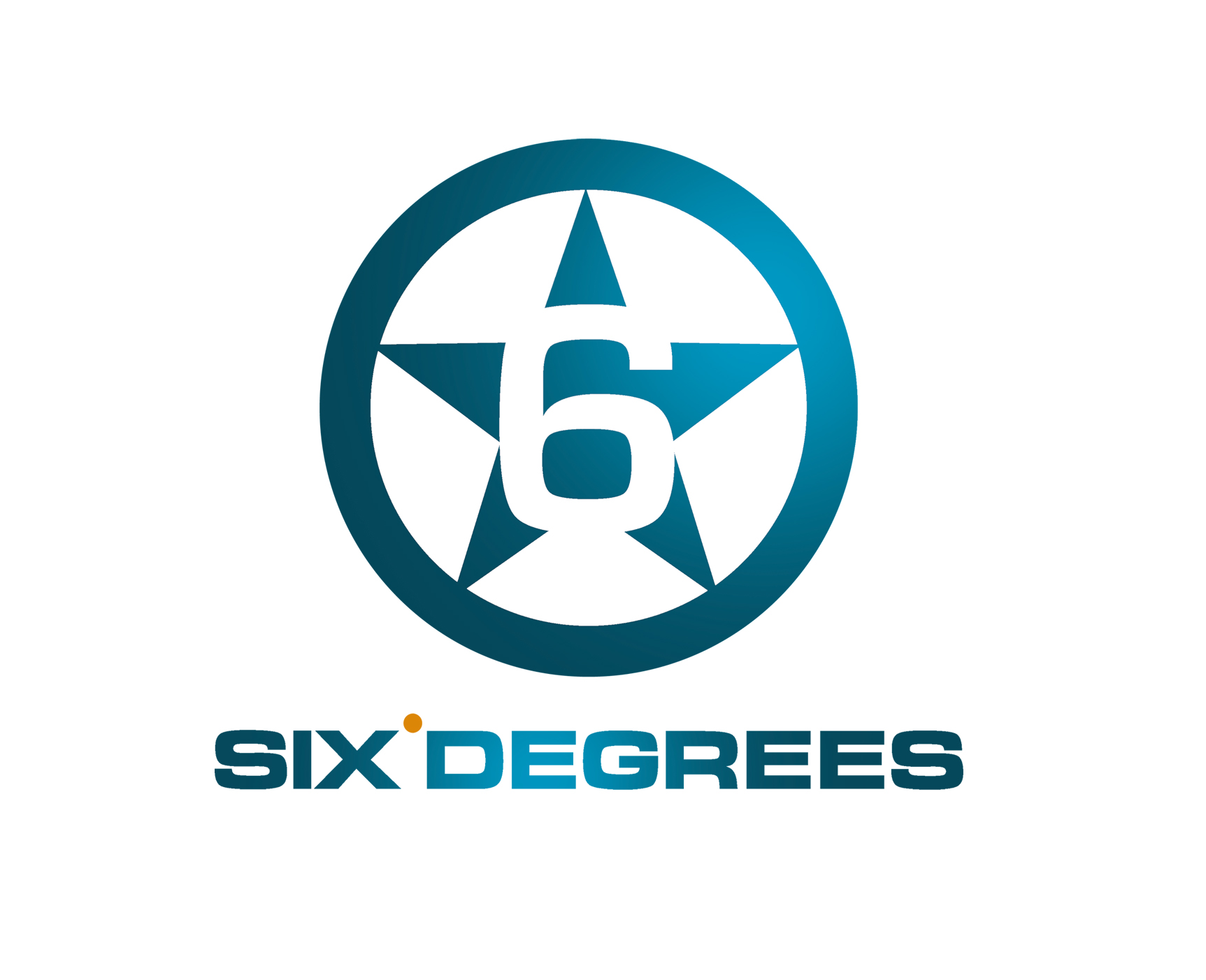 Six Degrees Productions Logo