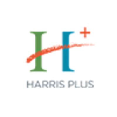 Harris Plus Logo