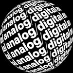 Analog/Digital Logo