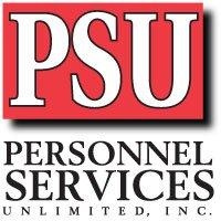 Personnel Services Unlimited Logo