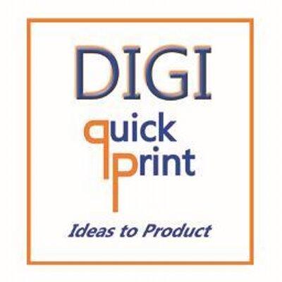 Digi Quick Print Logo