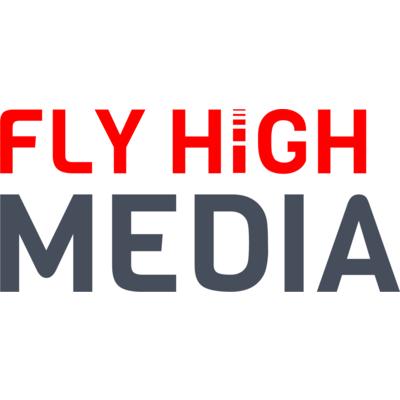 Fly High Media Logo