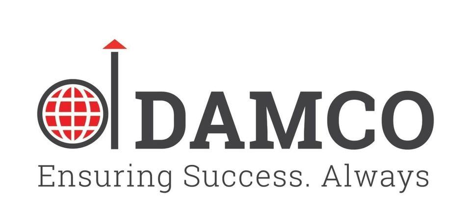 Damco Solutions Logo
