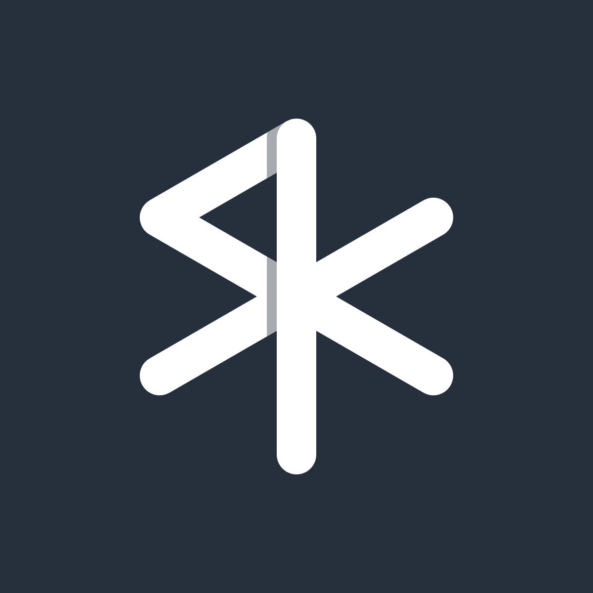 SK (Sergey Karpuk) Logo