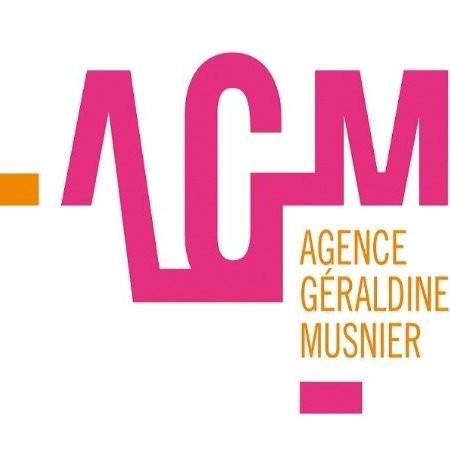 Agence Geraldine Musnier Logo