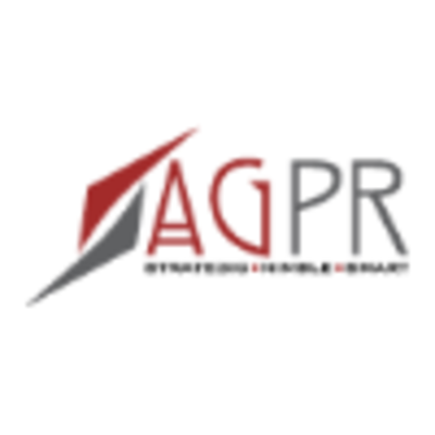 AGPR (formerly AlexanderG Public Relations, LLC) Logo