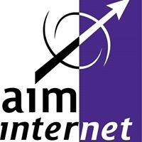 AIM Internet  Logo