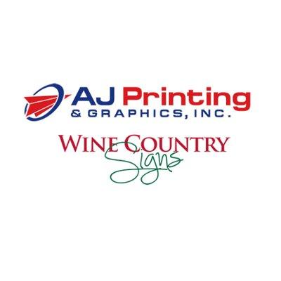 AJ Printing & Graphics, Inc. Logo