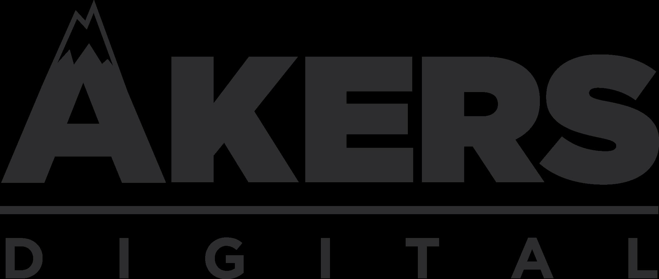 Akers Digital Logo