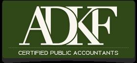 Akin, Doherty, Klein & Feuge, P.C. Logo