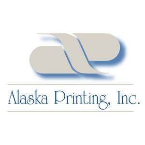 Alaska Printing, Inc. logo