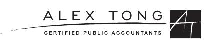Alex Tong CPA & Associates